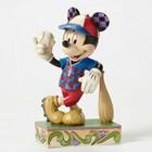 Disney Traditions Mickey Basebal