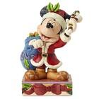 Disney Traditions Mickey Bringing Holiday Cheer