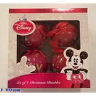 Mickey & Friends Kerstballen