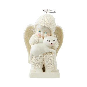 Snowbabies Bless The Beast - Knee Hug