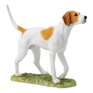 Border Fine Arts Foxhound (Tan & White)