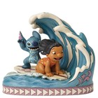 Disney Traditions Lilo and Stitch (Catch The Wave)