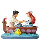 Disney Traditions Ariel & Prince Eric (Waiting For A Kiss)