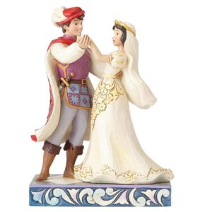 Disney Traditions Snow White & Prince (The First Dance)