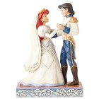 Disney Traditions Ariel & Prince Eric (Wedding Bliss)