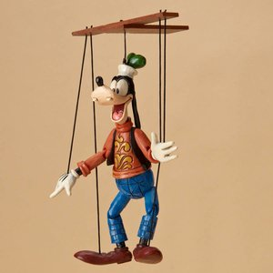 Disney Traditions Goofy (Marionette) - Copy