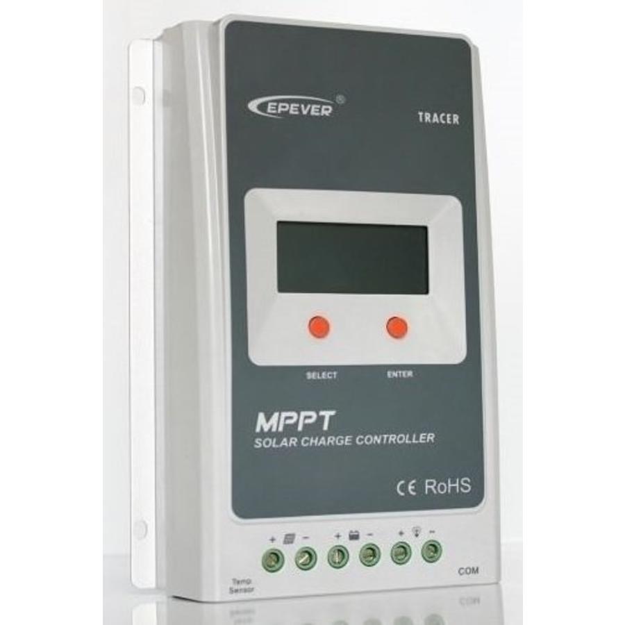 EPSolar Tracer 1210AN 12V / 24V 10A MPPT LDR