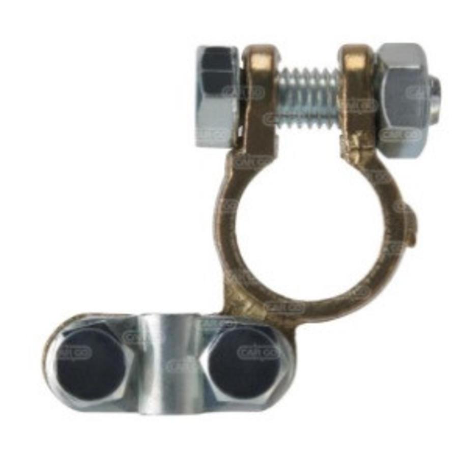 Accu pluspool  voor kabel 25 - 50 mm²