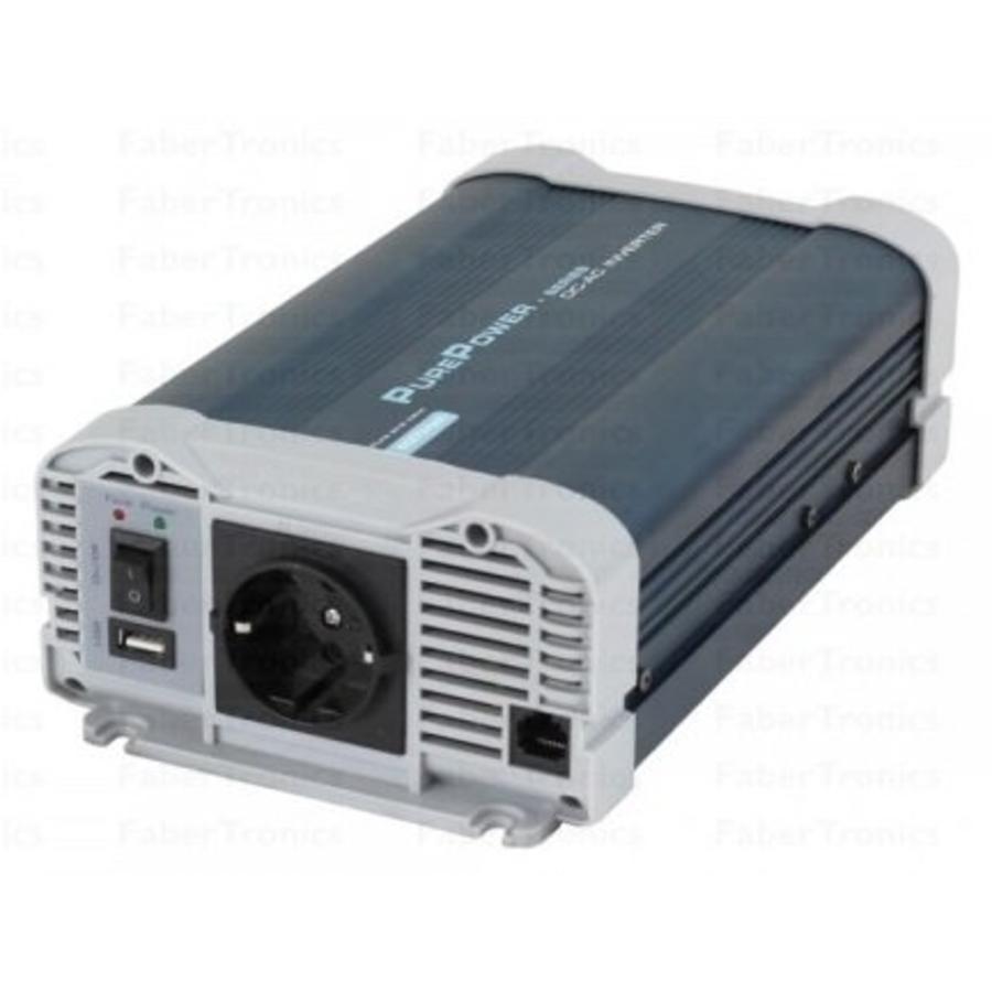 Xenteq Zuivere Sinus 1000 Watt 24 Volt - 230 Volt