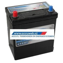 Startaccu DC Power 12 Volt 35 Ah + Links (53522)