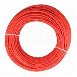 Solar kabel 4 mm2 rood