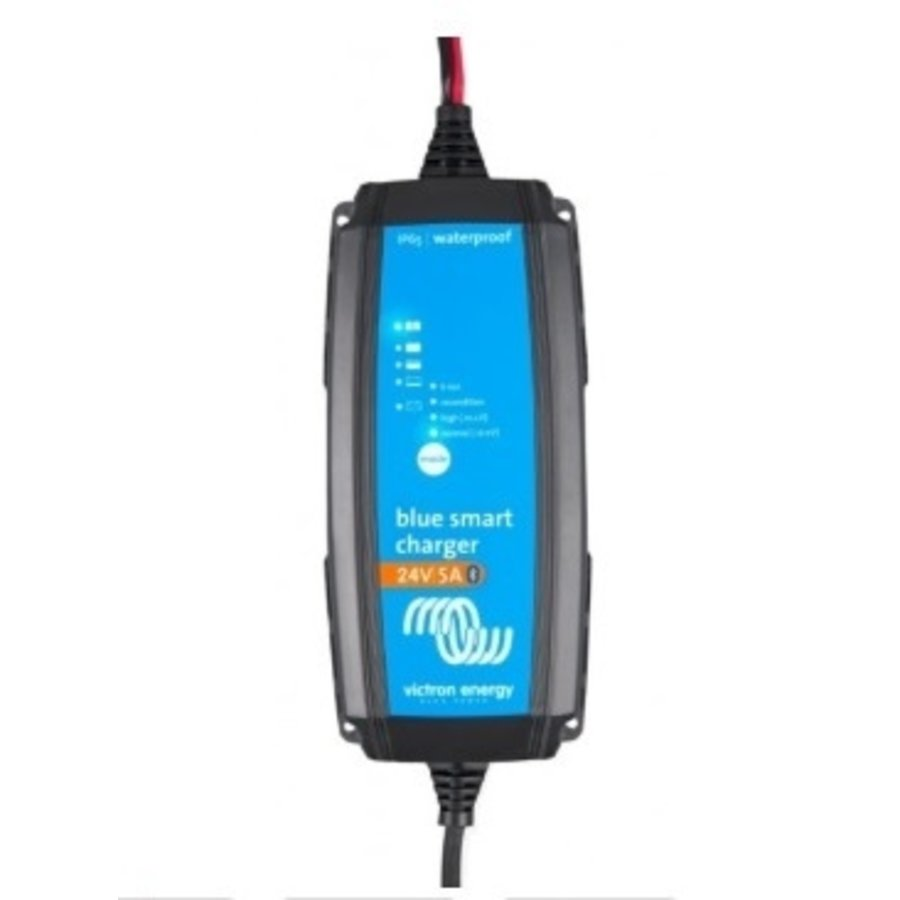 Victron Blue Smart IP65 Acculader 24 Volt 5A