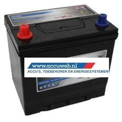 Startaccu DC Power 12 Volt 50 Ah + Links (55042)
