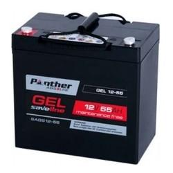Panther Saveline Gel accu 12 Volt 55 Ah