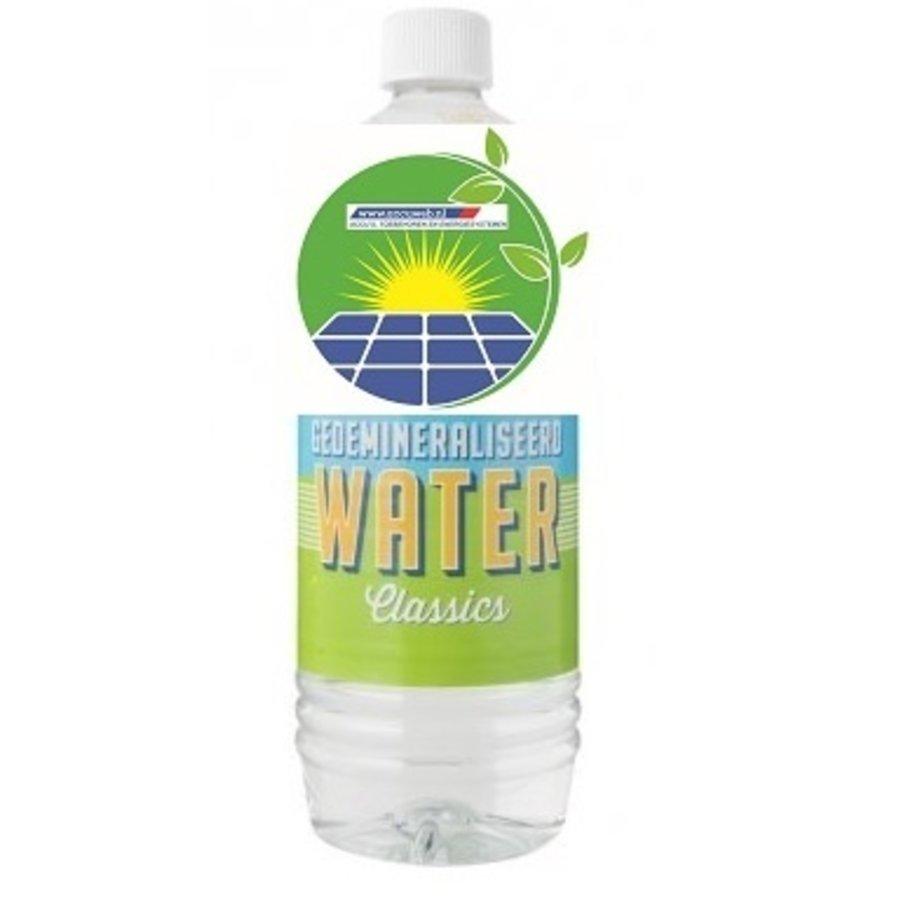 Gedemineraliseerd Water 1 Liter