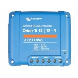 Victron Orion-Tr 12/12-9A (110W) isolated
