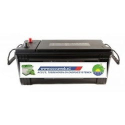 Accuweb Startaccu / Recreatie accu 12 Volt 225 Ah