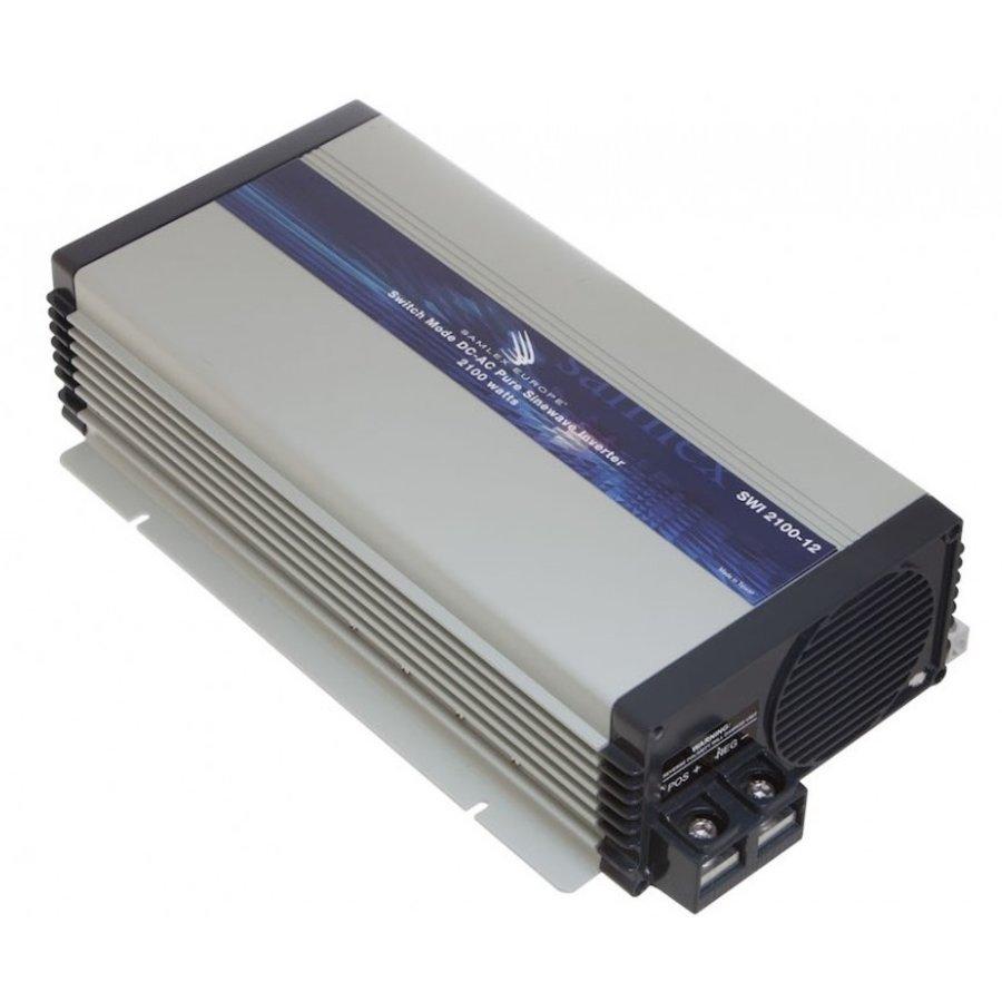 Samlex omvormer zuivere sinus 12 Volt - 230 Volt 2100 Watt
