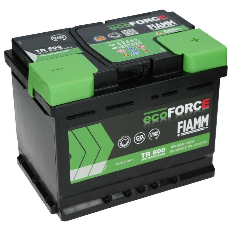 Fiamm Start & Stop EFB 12V 60Ah (TR600)