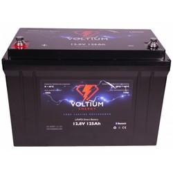 Voltium LiFePO4 Lithium Batterij 12,8 Volt 125Ah 1600Wh