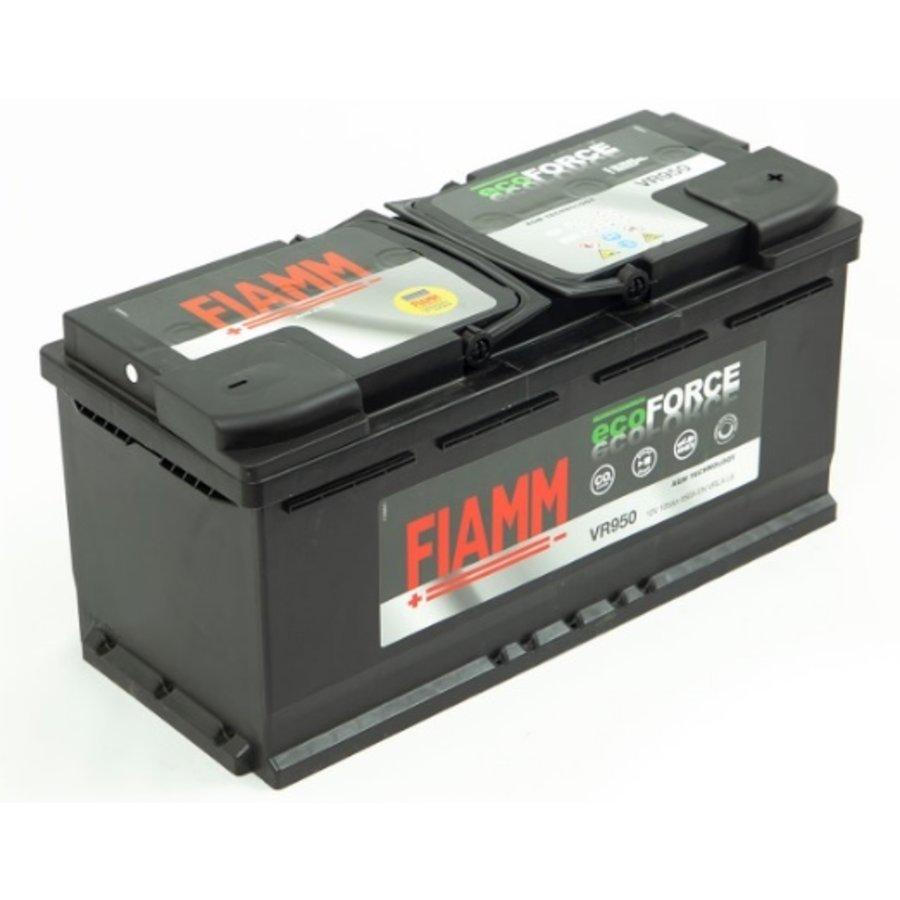 Fiamm Start & Stop AGM 12V 60Ah (VR680)