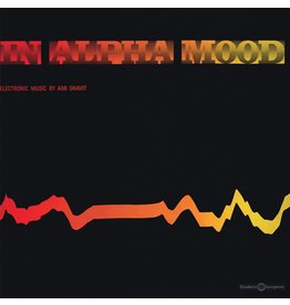 Finders Keepers Records Ami Shavit - In Alpha Mood