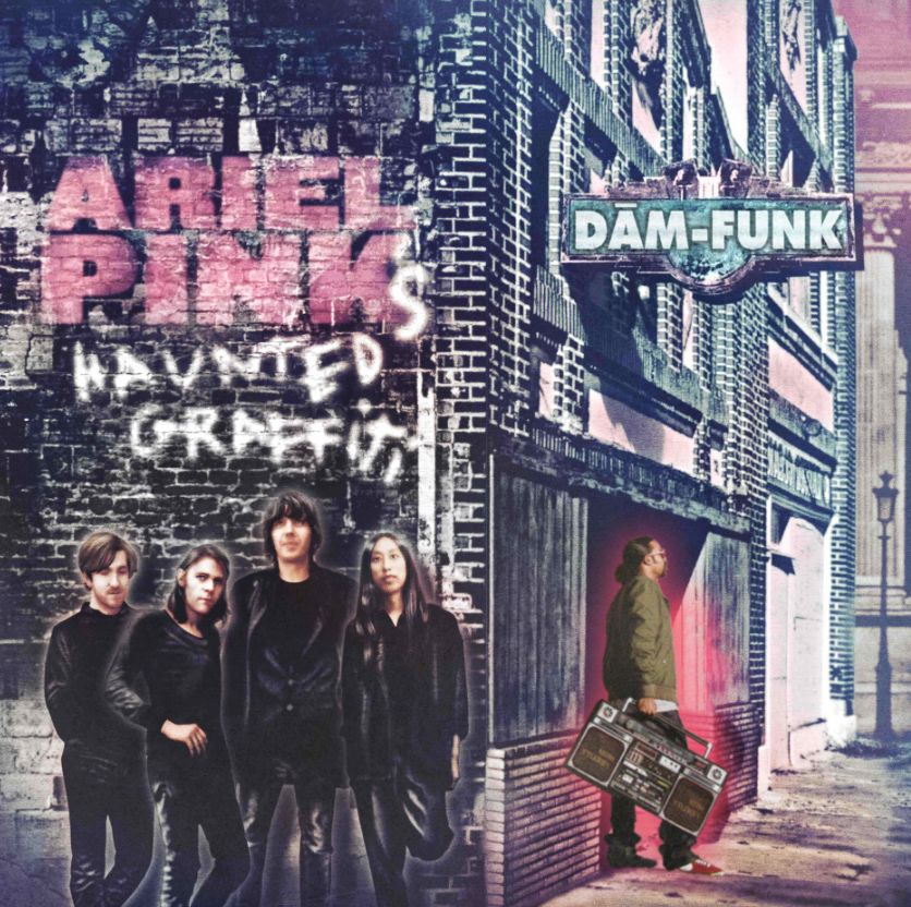 4AD Ariel Pink's Haunted Graffiti - Before Today