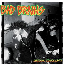 Victory Records Bad Brains - Omega Sessions