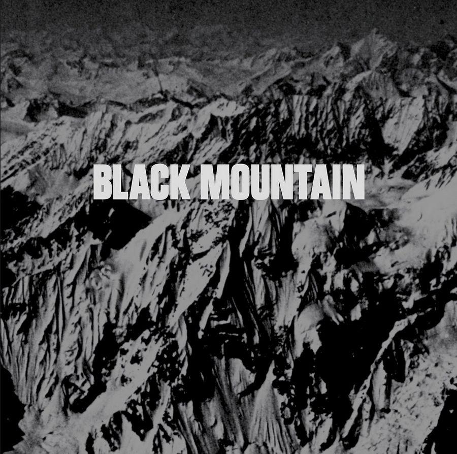 Jagjaguwar Black Mountain - Black Mountain