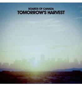 Warp Records Boards Of Canada - Tomorrow's Harvest