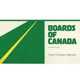 Warp Records Boards Of Canada - Trans Canada Highway
