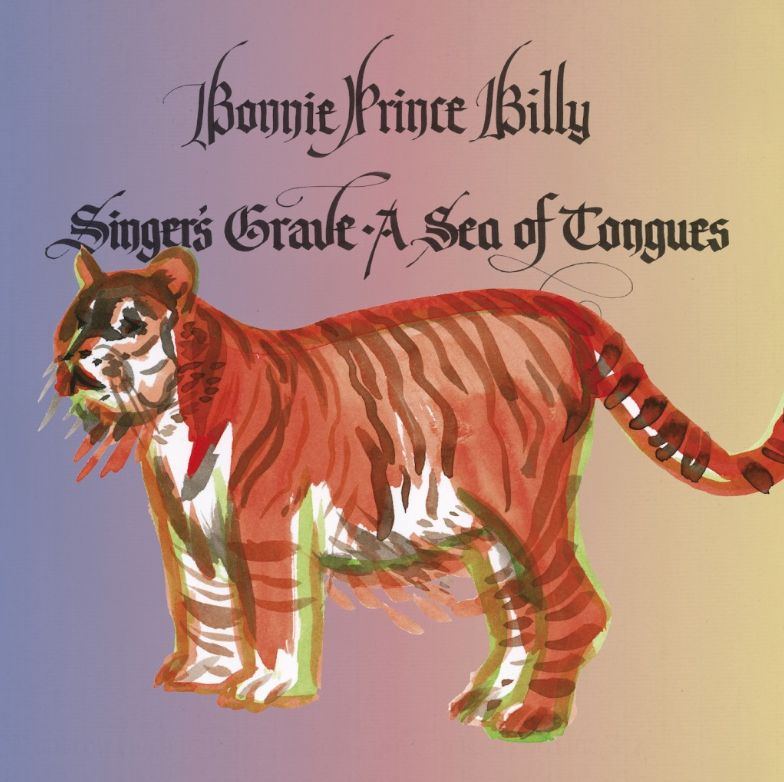 """Domino Records Bonnie """"Prince"""" Billy - Singer's Grave A Sea Of Tongues"""