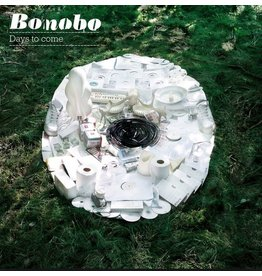 Ninja Tune Bonobo - Days To Come