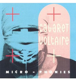 Mute Records Cabaret Voltaire - Micro-Phonies