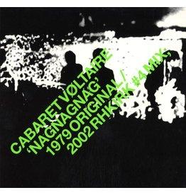 Mute Records Cabaret Voltaire - Nag Nag Nag