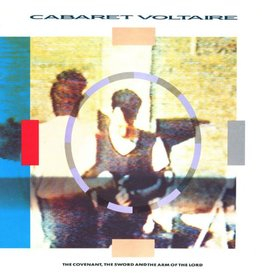 Mute Records Cabaret Voltaire - The Covenant, The Sword And The Arm Of The Lord