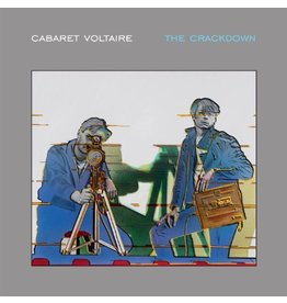 Mute Records Cabaret Voltaire - The Crackdown