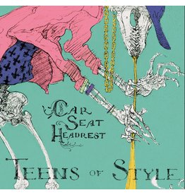 Matador Records Car Seat Headrest - Teens Of Style