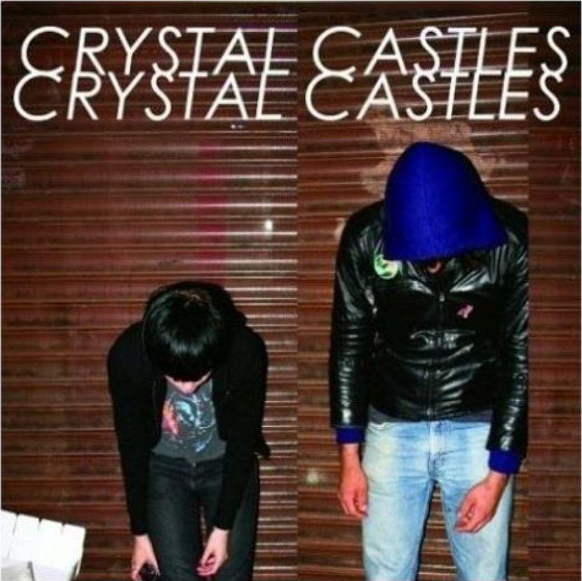 PIAS Crystal Castles - Crystal Castles