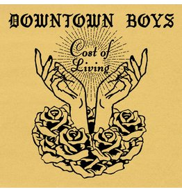 Sub Pop Records Downtown Boys - Cost Of Living