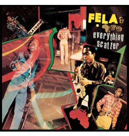 Knitting Factory Records Fela Kuti - Everything Scatter