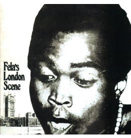 Knitting Factory Records Fela Kuti - London Scene