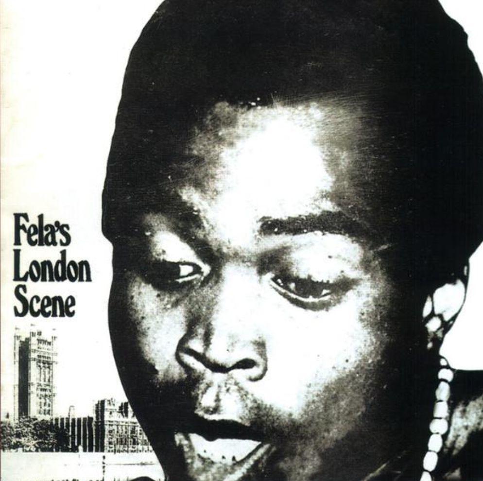 Knitting Factory Records Fela Kuti - London Scene
