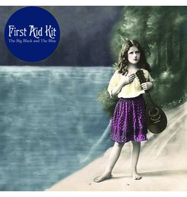 Witchita Records First Aid Kit - The Big Black And The Blue