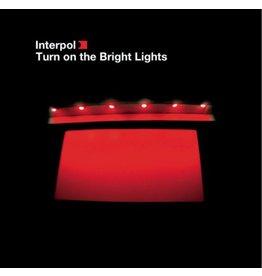 Matador Records Interpol - Turn On The Bright Lights