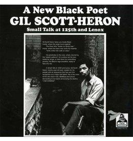 Roots Records Gil Scott-Heron - Small Talk At 125th & Lenox