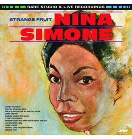 Jazz Wax Records Nina Simone - Strange Fruit