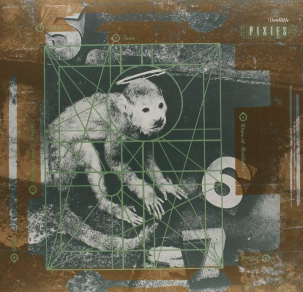 4AD Pixies - Doolittle