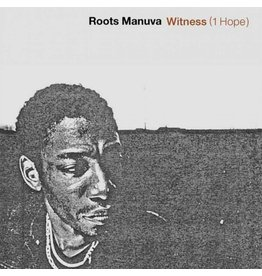 Big Dada Roots Manuva - Witness (One Hope)