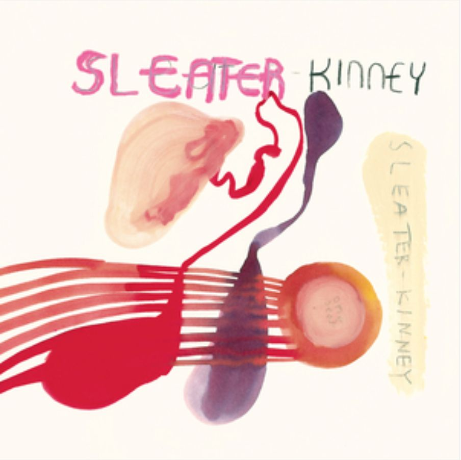 Sub Pop Records Sleater-Kinney - One Beat